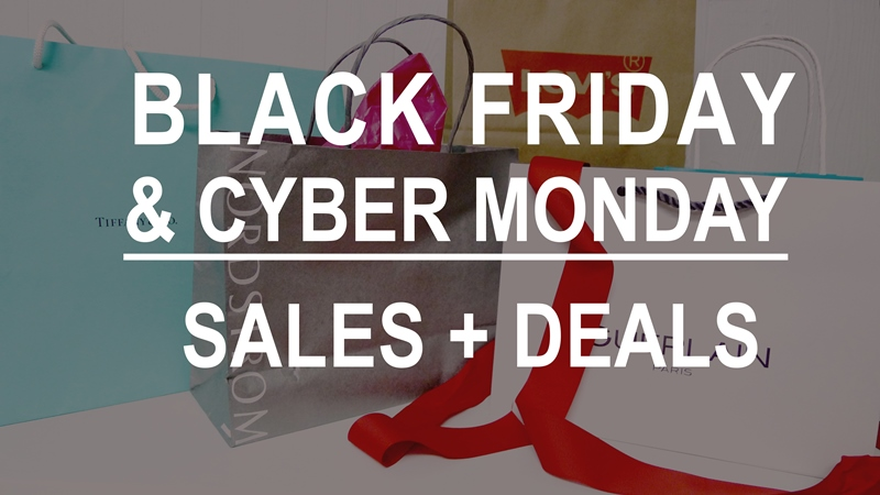 Best Black Friday cyber monday Sale Deals canada us fashion lifestyle blog