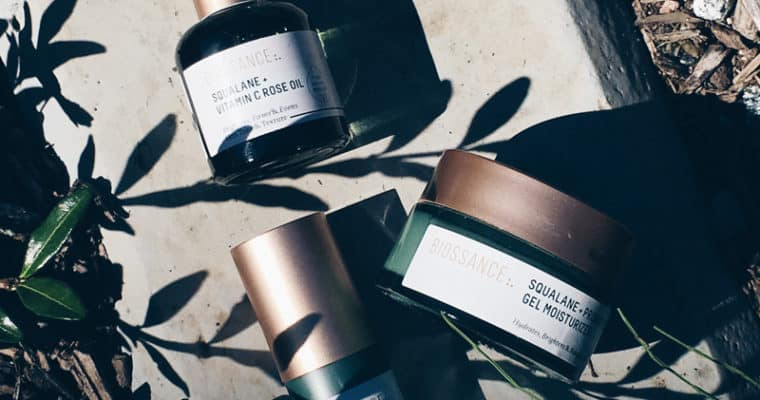 BIOSSANCE | Plant Based Natural Skincare Products Worth Trying Review
