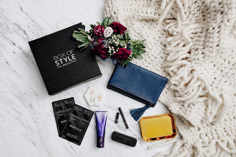 Box of Style Select Edition 2018 Review hellonance.com BEAUTY LIFESTYLE BLOG
