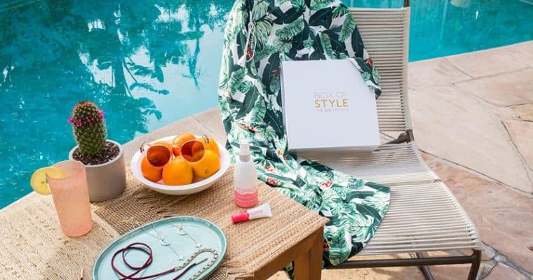 RACHEL ZOE'S BOX OF STYLE SPRING 2018 | CALIFORNIA EDITION