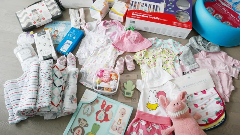Baby Shopping Guide Must Have Essentials for First Time Moms hellonance.com BEAUTY LIFESTYLE BLOG